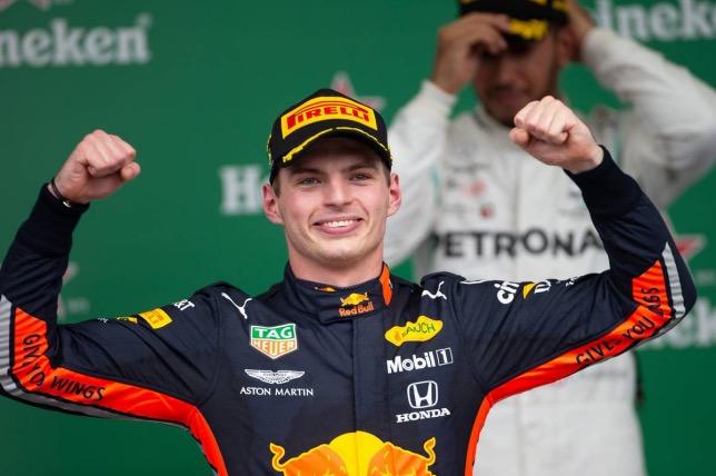 Макс Ферстаппен, победитель прошлогоднего Гран При Бразилии