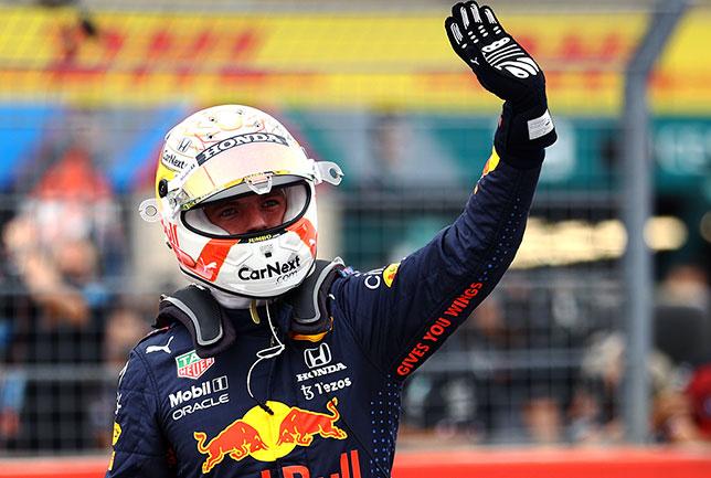 Макс Ферстаппен –победитель квалификации во Франции, фото пресс-службы Red Bull Racing
