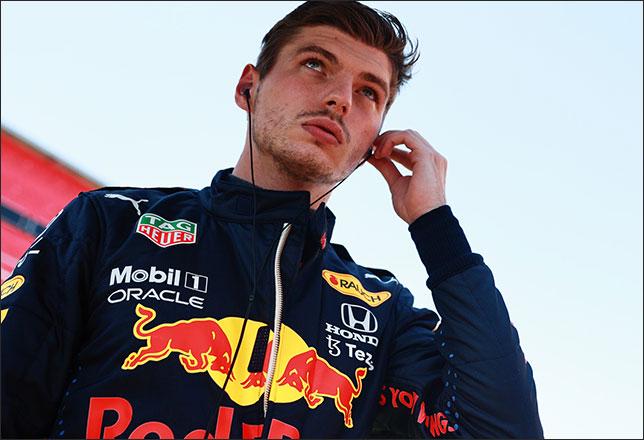Макс Ферстаппен, фото пресс-службы Red Bull