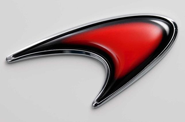 Логотип McLaren