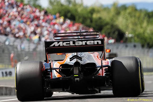 Какие двигатели будут стоять на машинах McLaren в 2018 году? Велика вероятность, что всё-таки Honda...