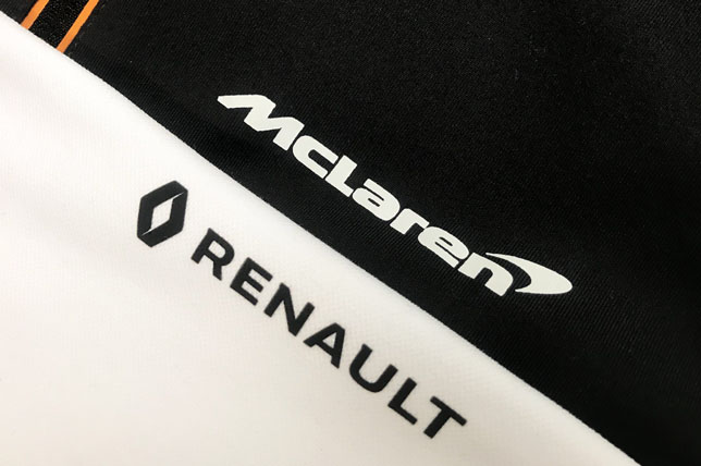 McLaren Renault