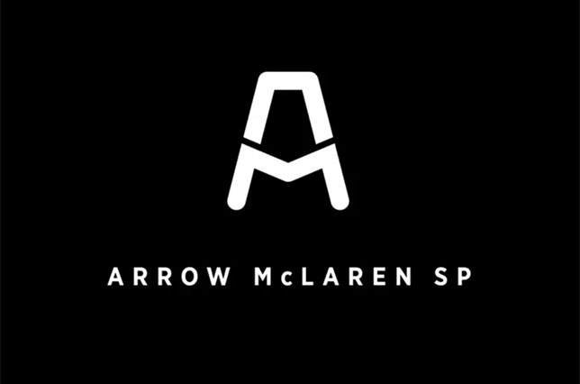 Логотип Arrow McLaren SP