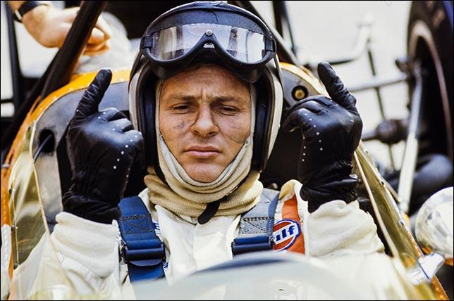 Брюс Макларен. Фото пресс-службы McLaren