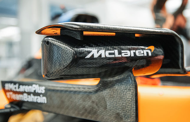 Технические характеристики McLaren MCL35M