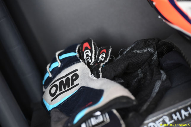 Гоночные перчатки