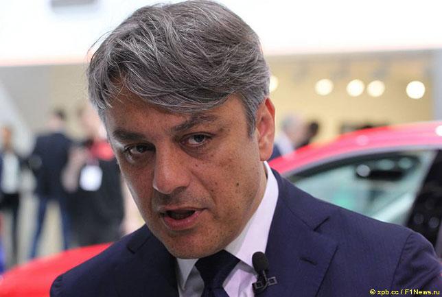 Лука де Мео, президент Renault Group