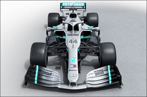 Mercedes-AMG F1 W10 EQ Power+