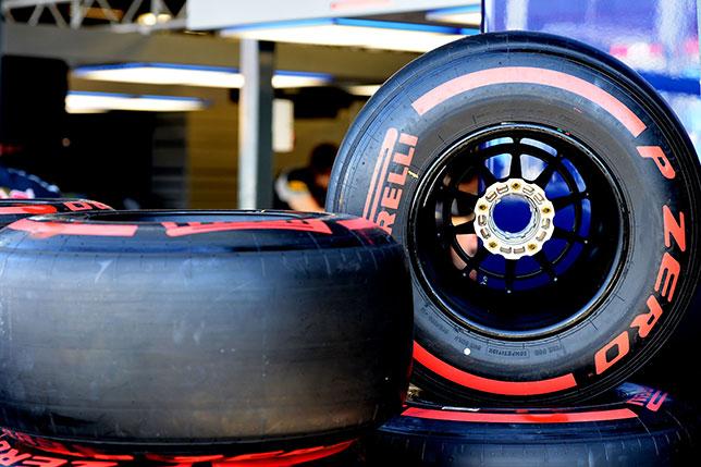 Шины Pirelli на Гран При Австралии