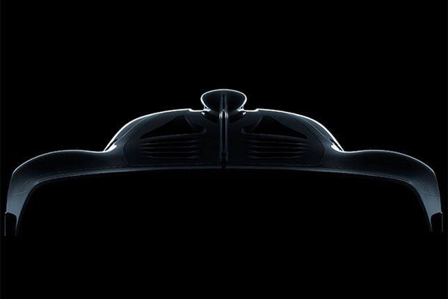 Mercedes представит свой 1-ый гиперкар