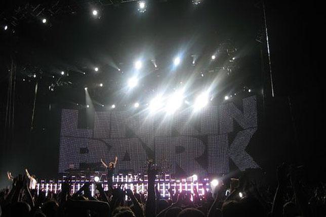 Linkin Park поможет Mercedes-AMG