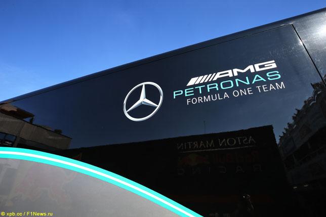 В Mercedes назвали дату презентации новой машины