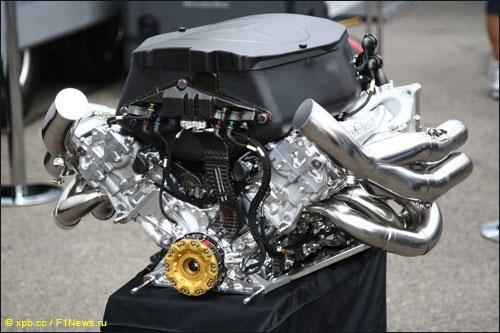 Двигатель Mercedes для Ф1