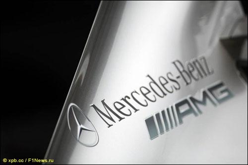 Джеймс Аллен о моторе Mercedes образца 2014 года