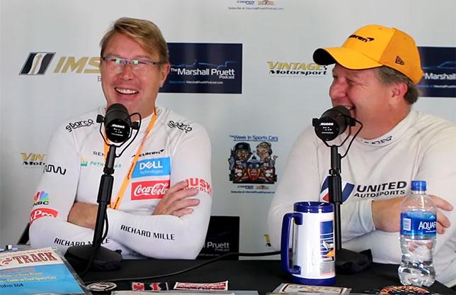 Зак Браун: В IndyCar мы пока в роли наблюдателей