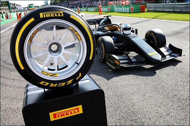 Бруно Мишель о переходе Формулы 2 на 18-дюймовые шины