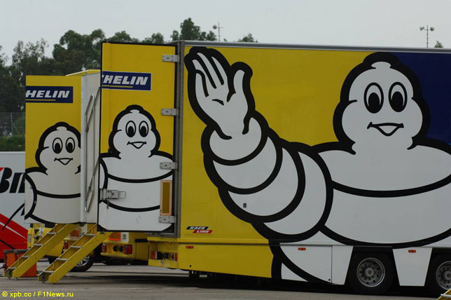 Трейлеры Michelin