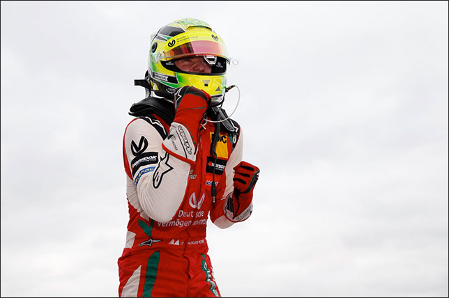 Формула 3: Мик Шумахер одержал свою вторую победу
