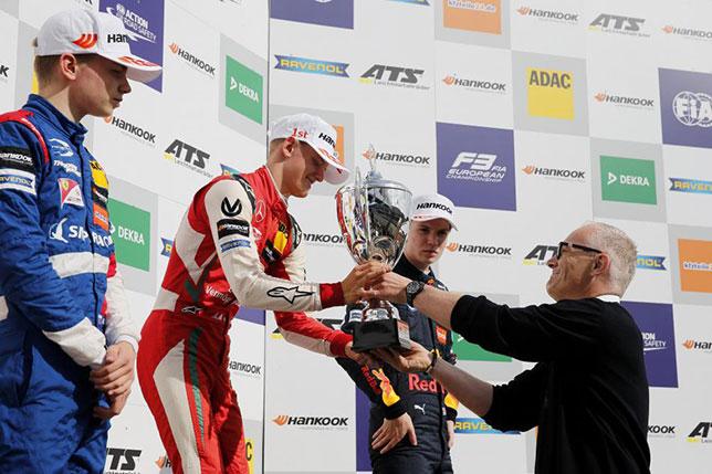 Формула 3: Мик Шумахер одержал очередную победу