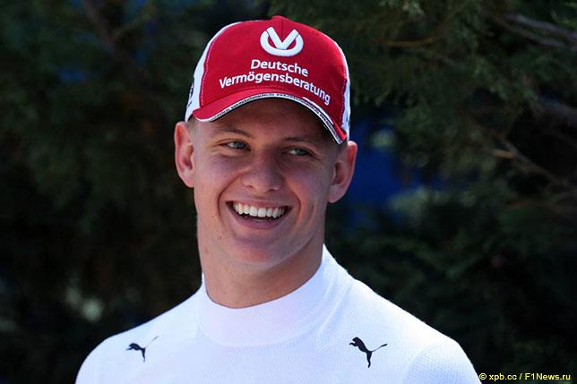 Мик Шумахер: Первая победа добавит уверенности