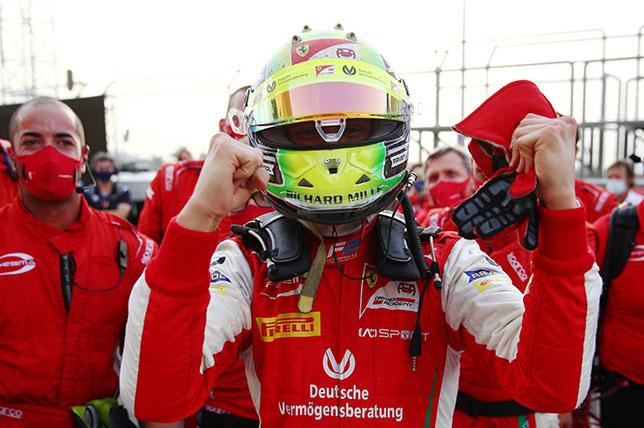 Мик Шумахер: Я многим обязан моей команде