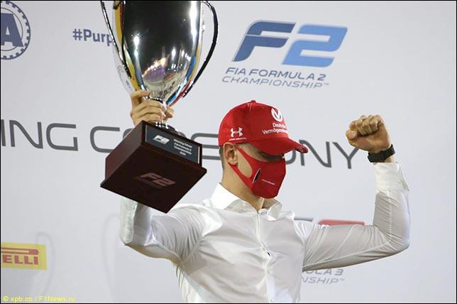 Первая пятёрка из Формулы 2 продолжит карьеру