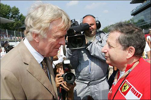 Мак Мосли и Жан Тодт, 2005 год