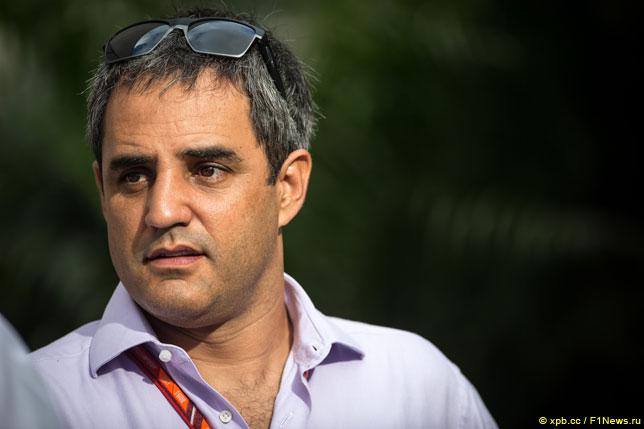 Хуан-Пабло Монтойя
