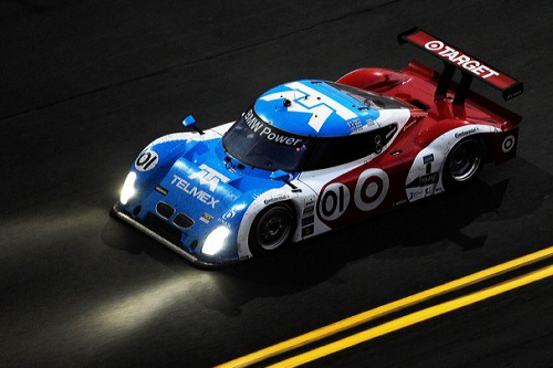 Riley-BMW победителей 24-х часов Дайтоны