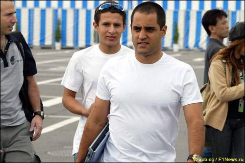 Хуан-Пабло Монтойя, 2004 год