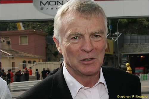 Президент FIA Макс Мосли