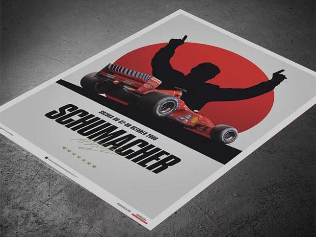 Плакат пражской студии Automobilist
