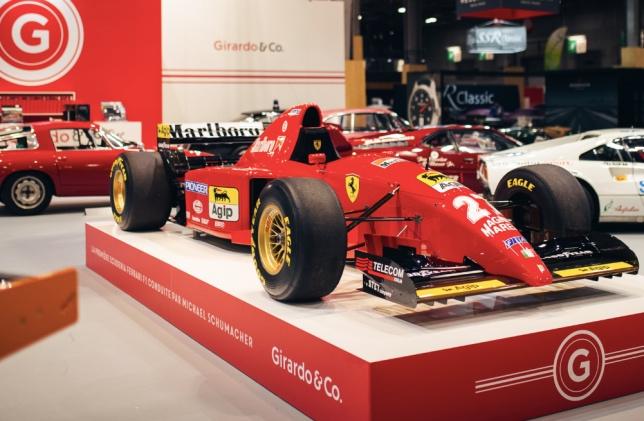 Ferrari 412 T2, фото пресс-службы Girardo & Co