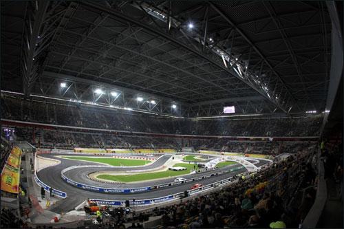 Esprit Arena готова принять Гонку чемпионов