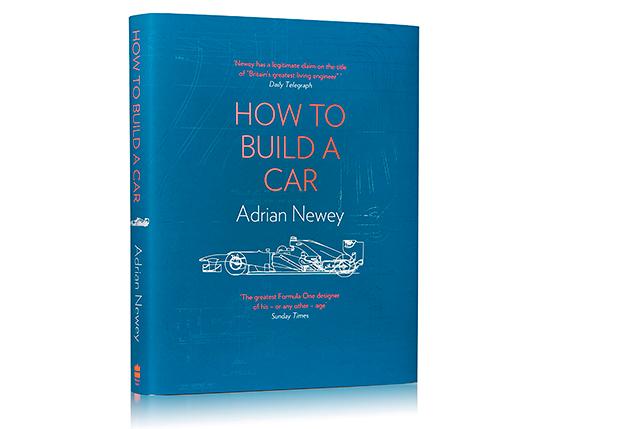 Книга Эдриана Ньюи «Как построить машину»