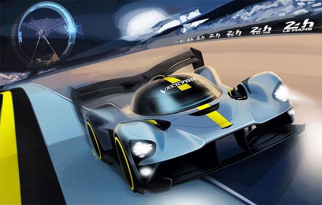 WEC: Aston Martin бросает вызов Toyota