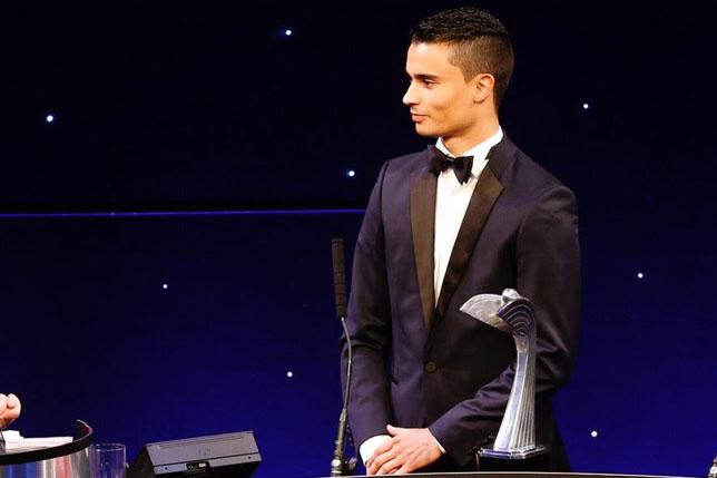 Паскаль Верляйн на церемонии Autosport Awards