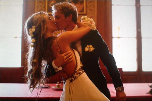 Свадьба Нико Росберга