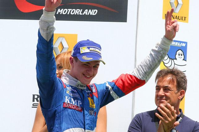 3.5 V8: Оруджев продлил контракт с Arden Motorsport