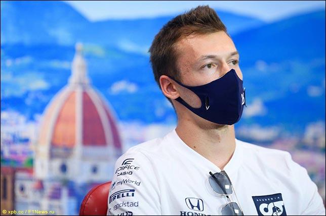 Гран При Тосканы: Пресс-конференция в четверг