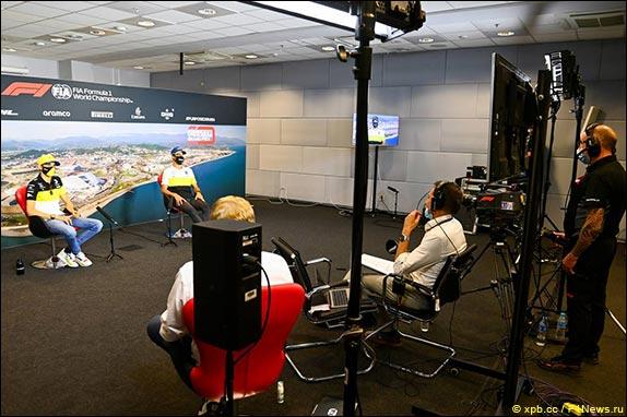 Гран При России: Пресс-конференция в четверг