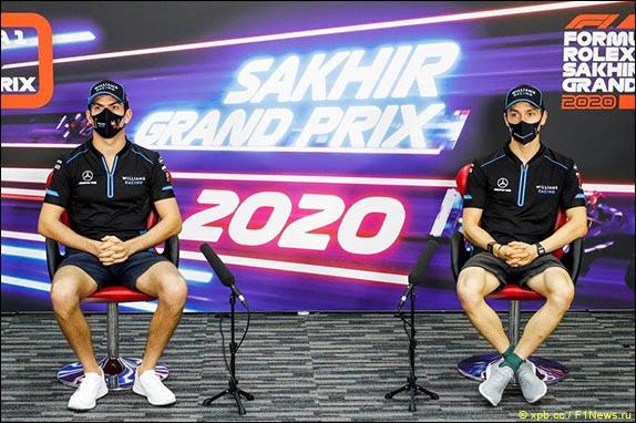 Гран При Сахира: Пресс-конференция в четверг