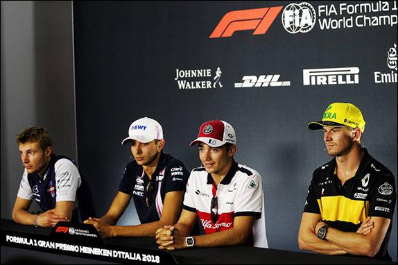 Вторая пресс-конференция