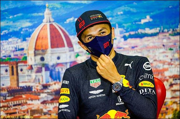 Гран При Тосканы: Пресс-конференция в воскресенье