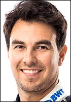 Серхио Перес