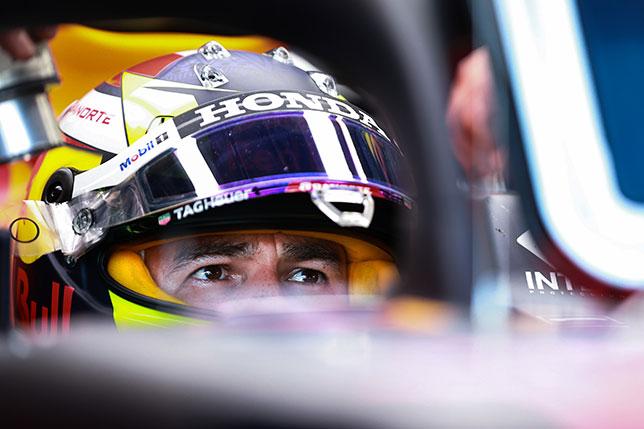 Серхио Перес, фото Red Bull Racing
