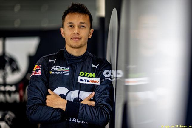 Элбон может продолжить карьеру в Формуле Е