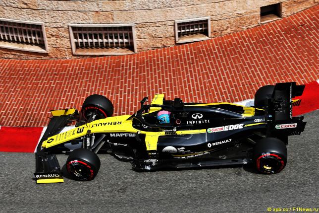 Гран При Монако. Даниэль Риккардо
