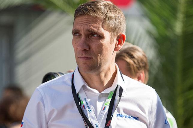 Виталий Петров, фото SMP Racing