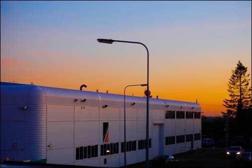 База Caterham F1 в Хингхеме